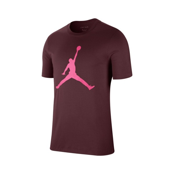 Jordan Jumpman T-Shirt Burgundy