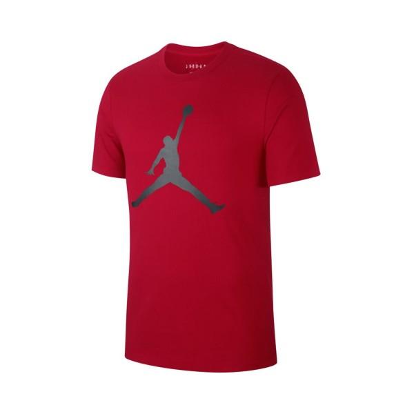 Jordan Jumpman Ανδρικη Μπλουζα Κοκκινο