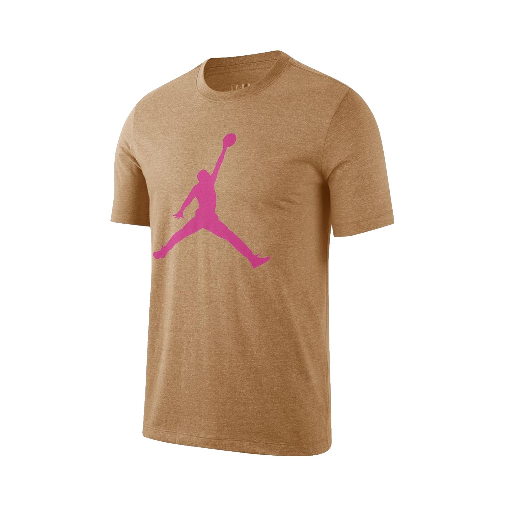 Jordan Jumpman T-Shirt Elemental Gold