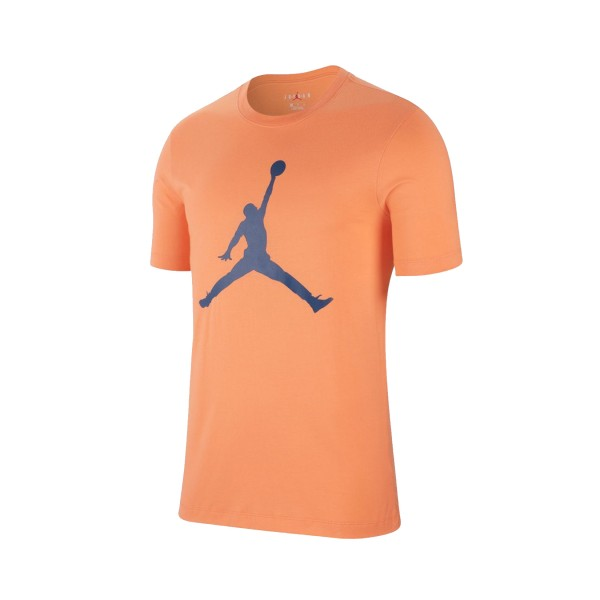 Jordan Jumpman T-Shirt Orange Trance