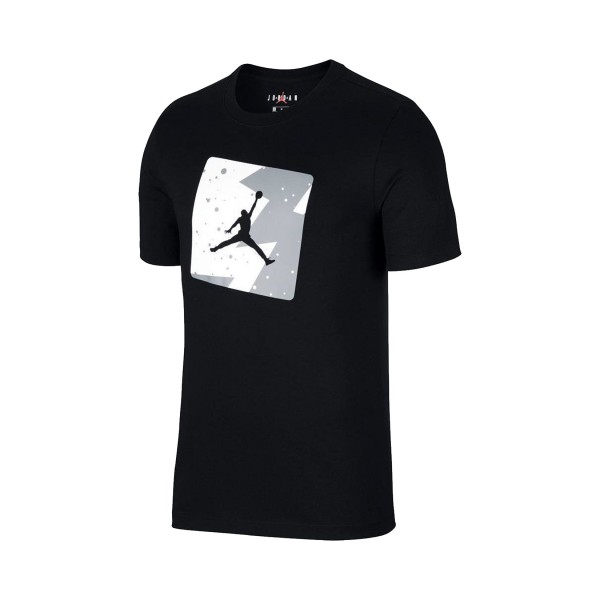Jordan Poolside Crew T-Shirt Black
