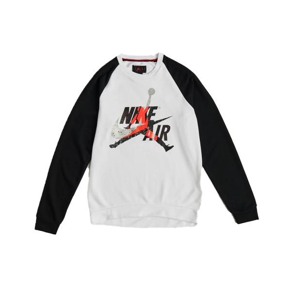 Jordan Jumpman Classics White - Black