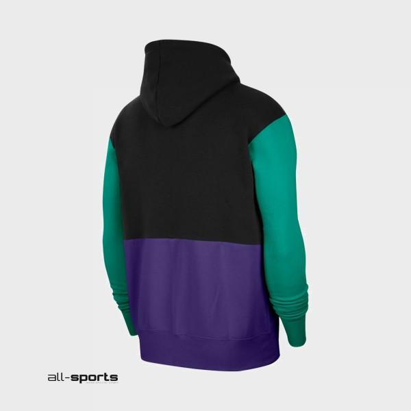 Jordan Jumpman Air Fleece Full-Zip Hoodie Multicolor