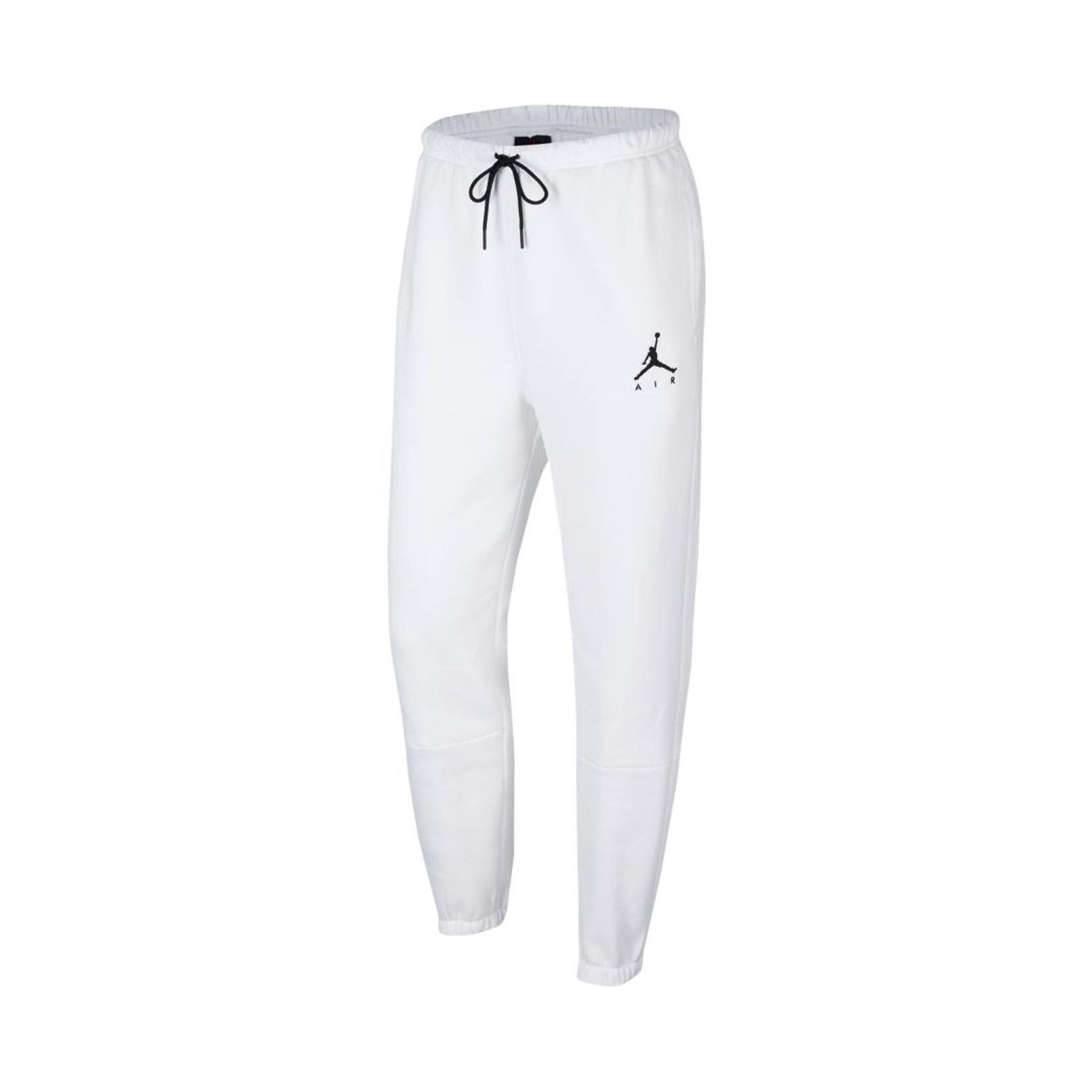 Jordan Jumpman Air Fleece Pants White