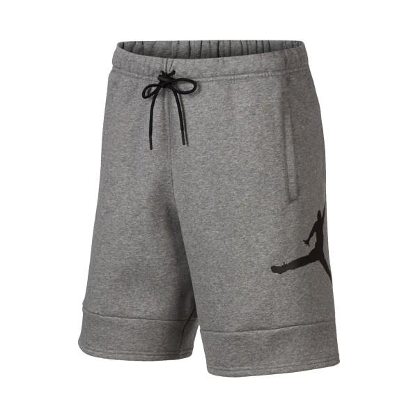 Jordan Jumpman Air Fleece Shorts Grey