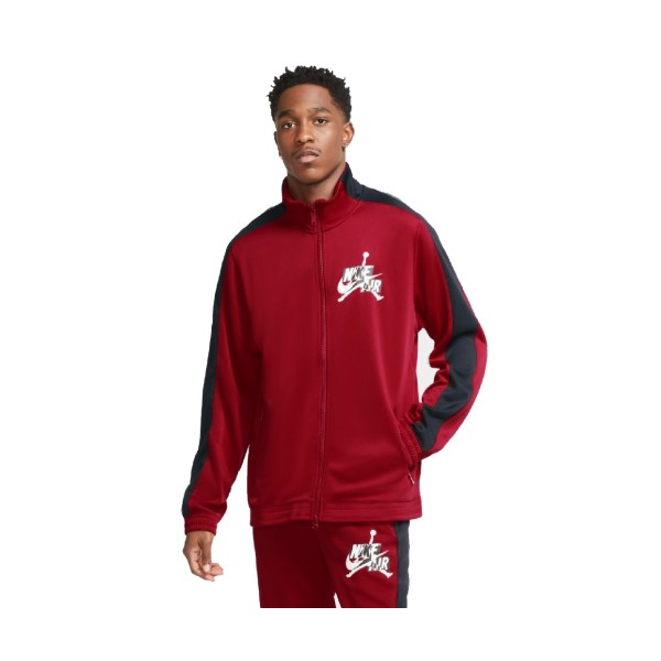 Jordan Jumpman Classics Full-Zip Red