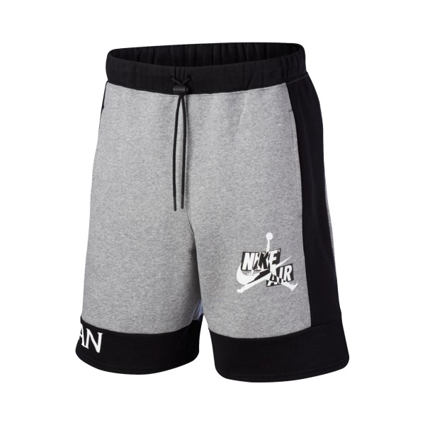 Jordan Jumpman Classics Short Black - Grey