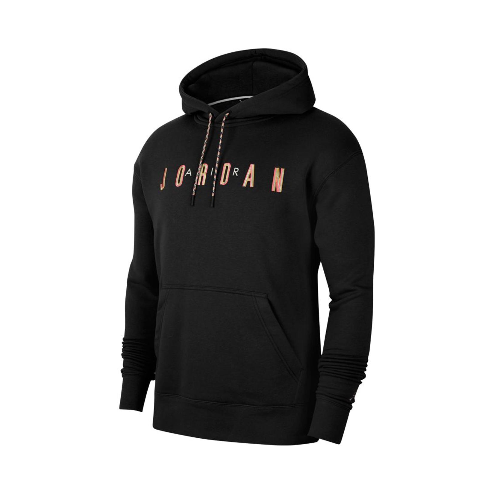 Jordan Sport DNA Hoodie Black