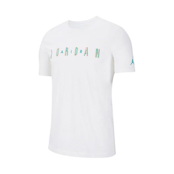 Jordan Sport DNA T-Shirt White