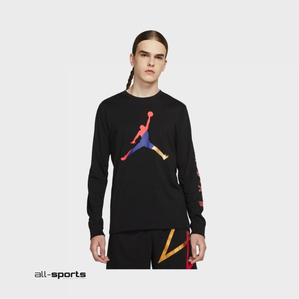 Jordan Sport DNA Shirt Black