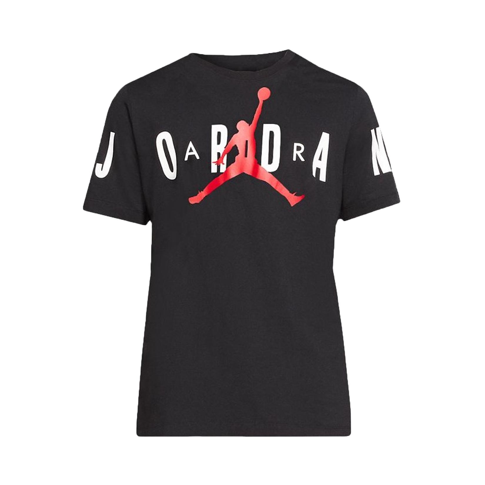 Jordan Stretch Sleeve Crew Black