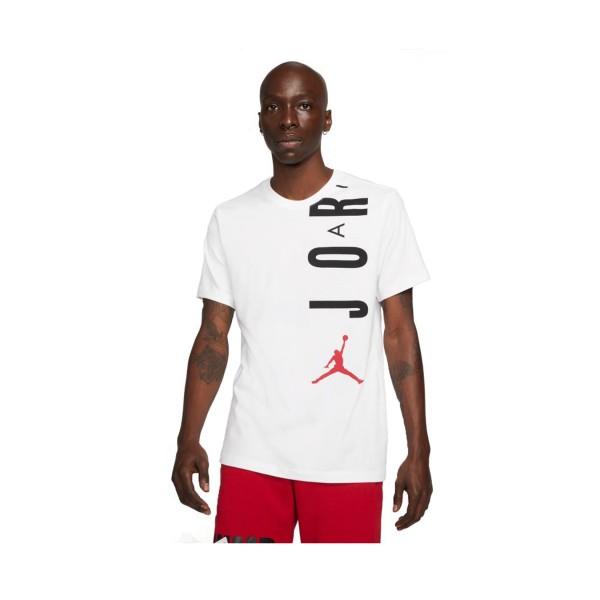Jordan Air Stretch Ανδρικη Μπλουζα Λευκη