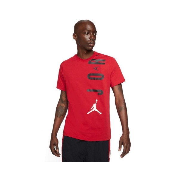 Jordan Air Stretch Tee Red