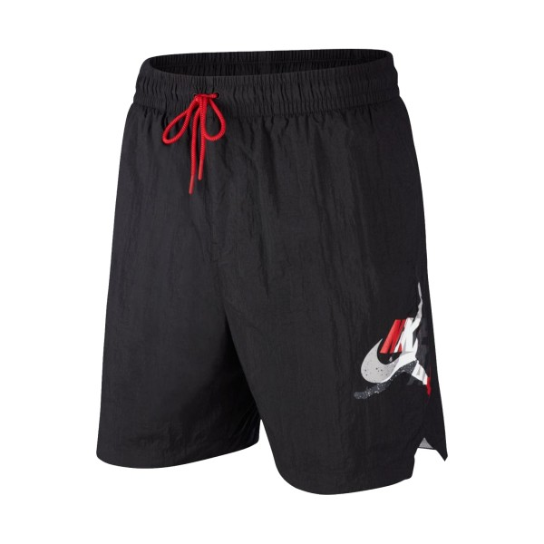 Jordan Jumpman Poolside 18cm Swimwear Black