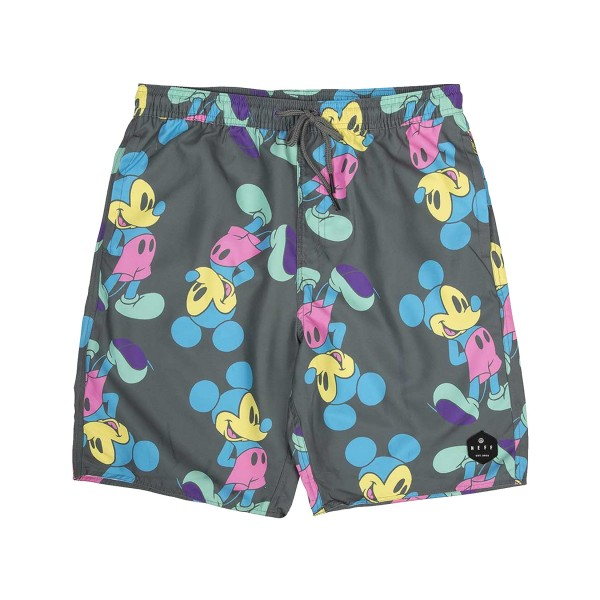 Neff Daily  Hot Tub Mickey Pastel Grey