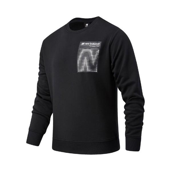 New Balance Sport Style PTI Sweatshirt Black