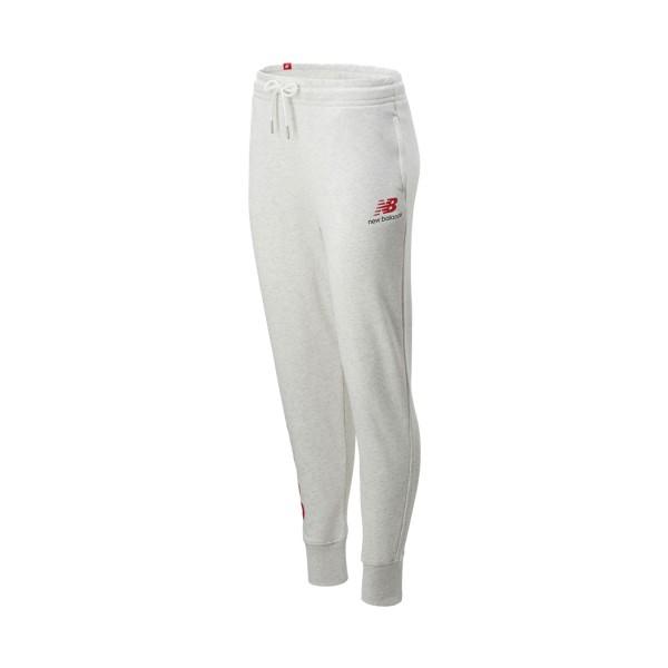 New Balance Essential Icon Sweatpants Light Grey