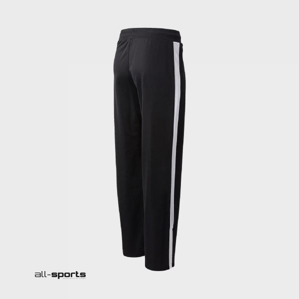 New Balance Athletics Podium Wide Leg Black