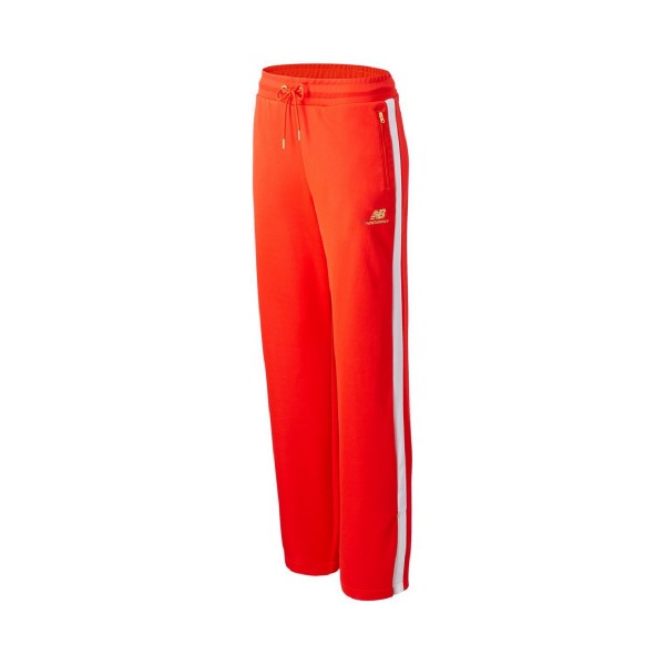 New Balance Athletics Podium Wide Leg Red