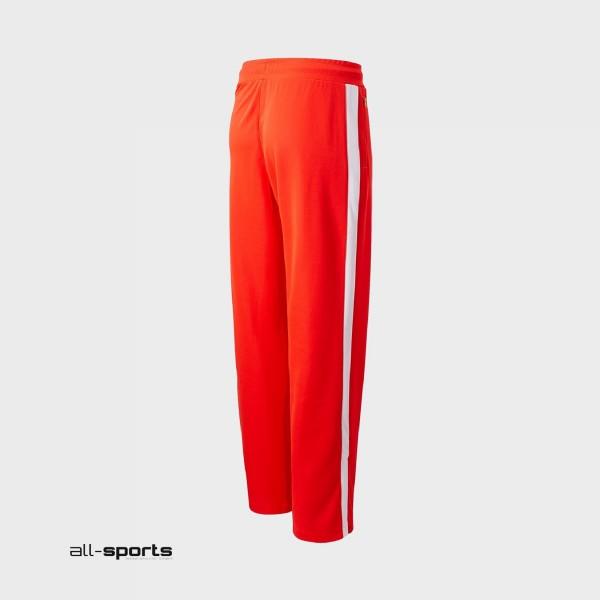 New Balance Athletics Podium Wide Leg Red