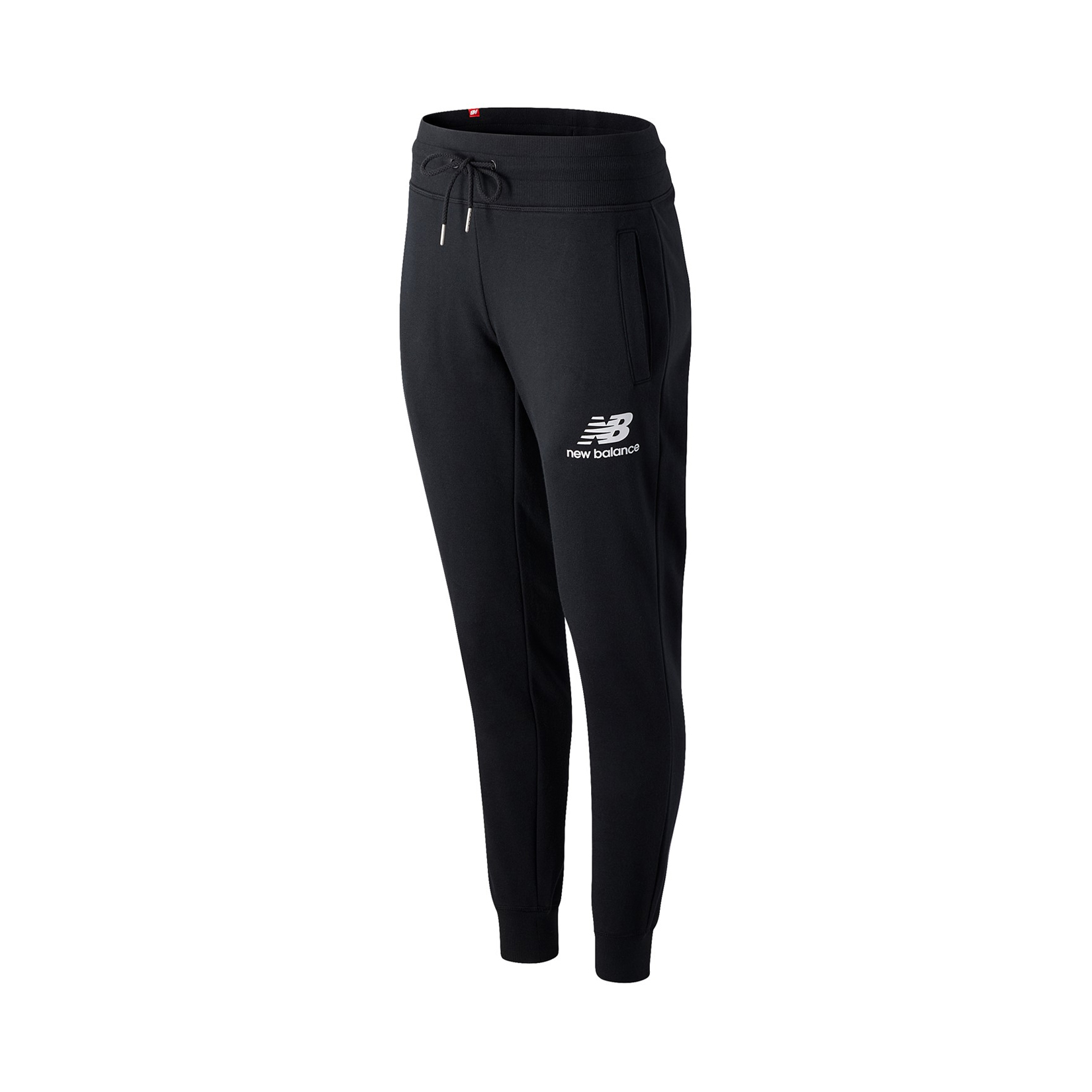 New Balance Essential Ft Sweatpants Black