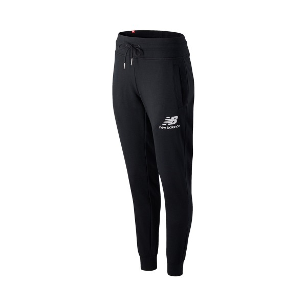New Balance Essential Ft Sweatpants Black