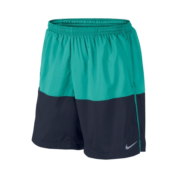 Nike 7' Distance Running Short Turquoise - Blue