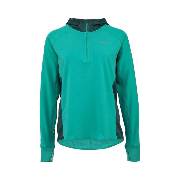 Nike Dry Fit Sprint Half-Zip Green