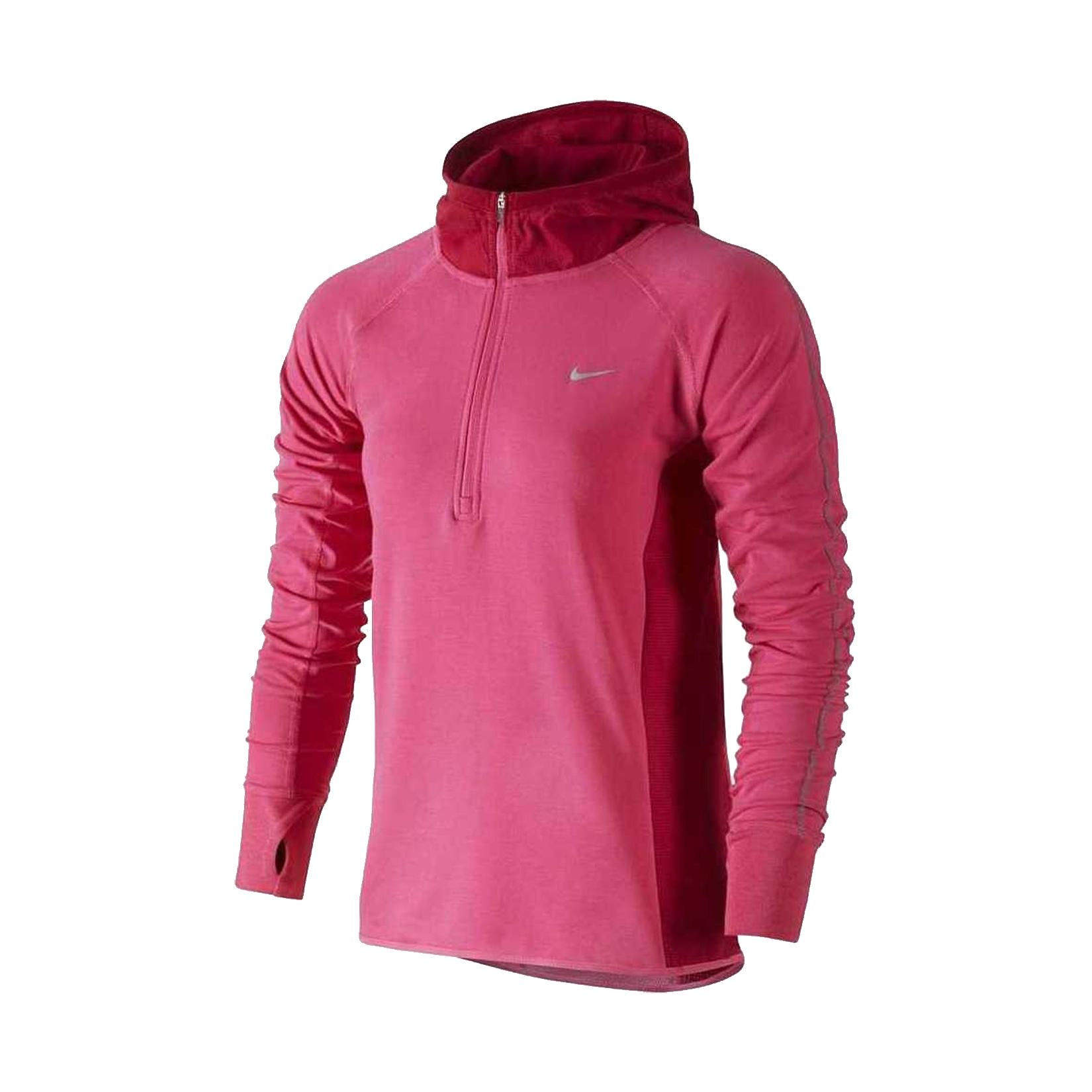 Nike Dry Fit Sprint Half-Zip Pink