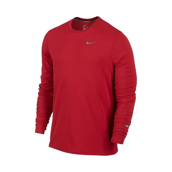 Nike Dry Contour Running Red