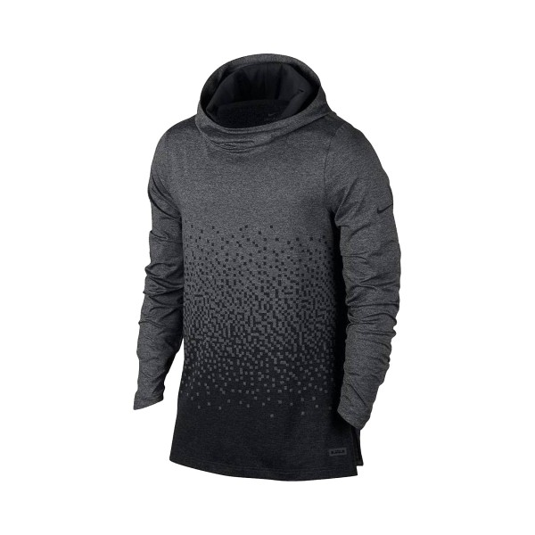 Nike Dry LeBron Mvp Hooded Grey