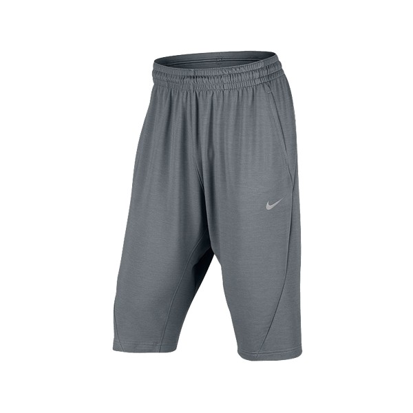 Nike Dry-Fit Basketball Short Grey