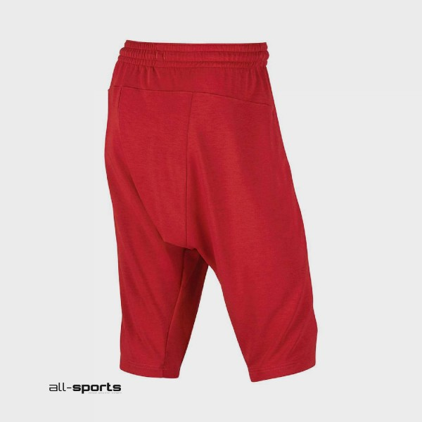 Nike Dry-Fit Basketball Short Red