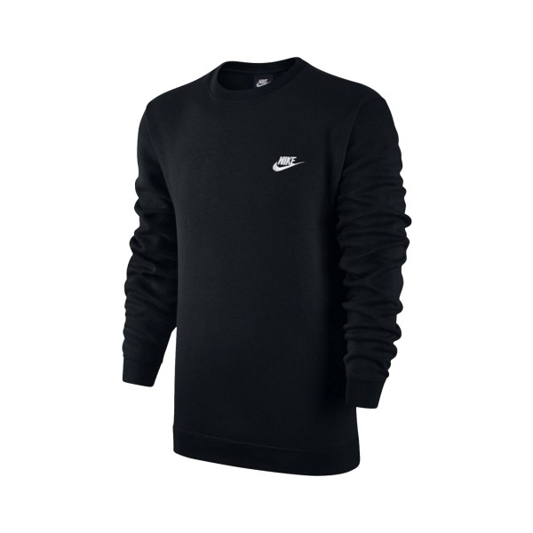 Nike Sportswear Crew Fleece Black