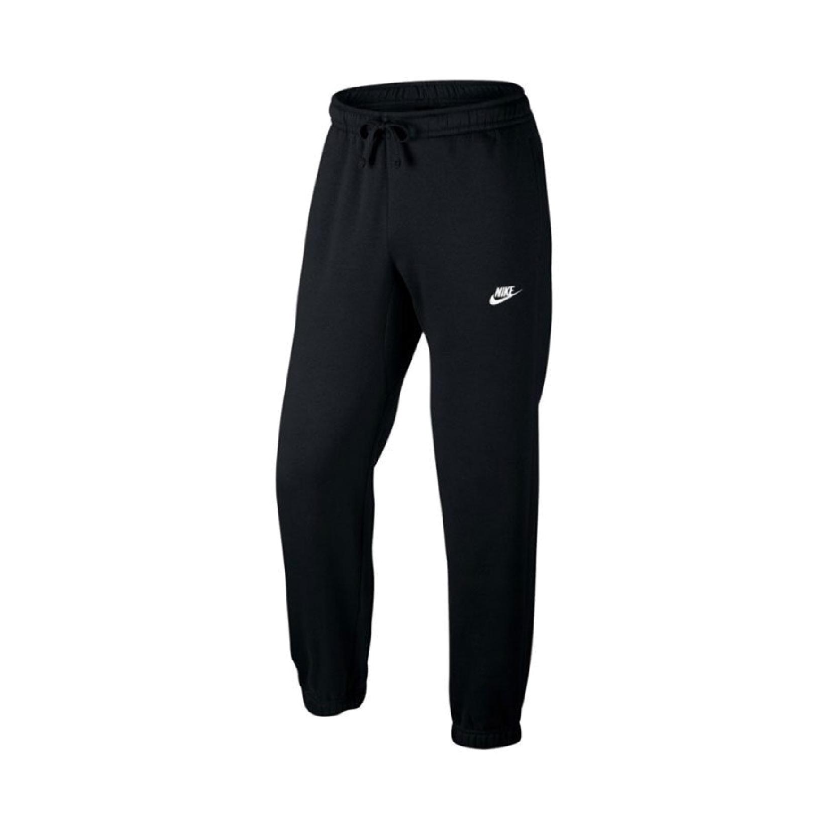 Nike Sportswear Club Fleece Pants Black