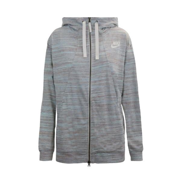Nike Sportswear Gym Vintage Hoodie Grey