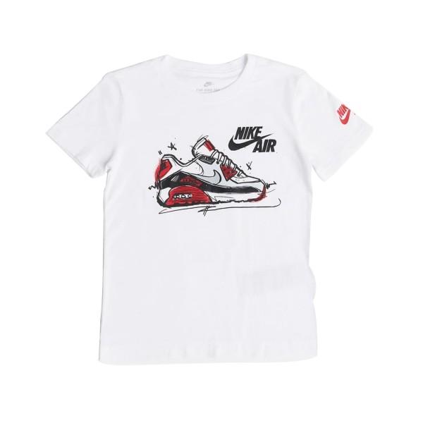 Nike Air Max 90 Short Sleeve Tee White