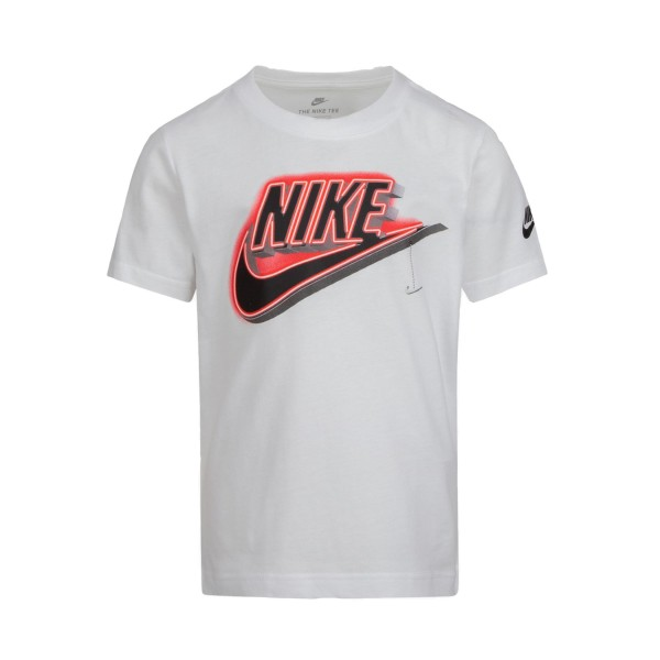 Nike Futura LIght Short Sleeve Tee White