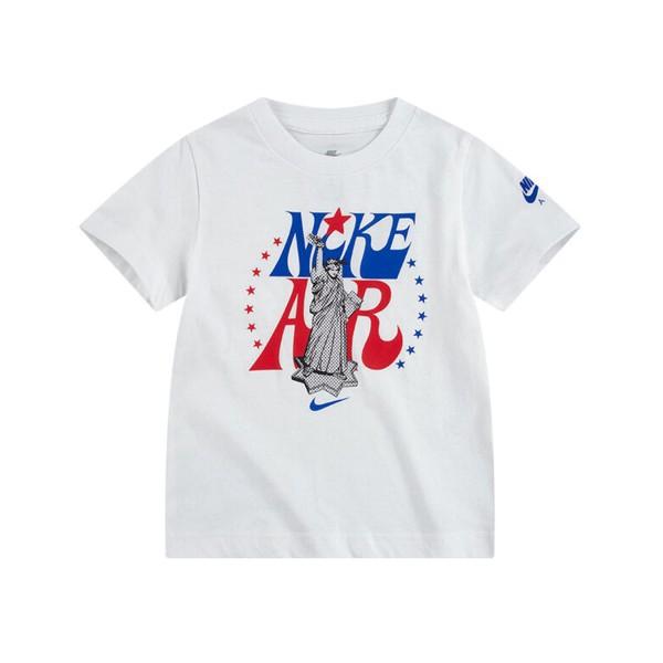 Nike Air Liberty Tee Λευκο