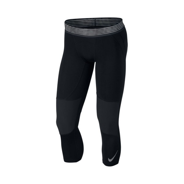 Nike Pro Basketball Tights Black