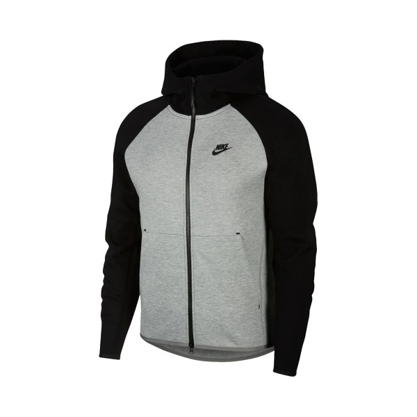 Nike Sportswear Tech Fleece Grey - Black