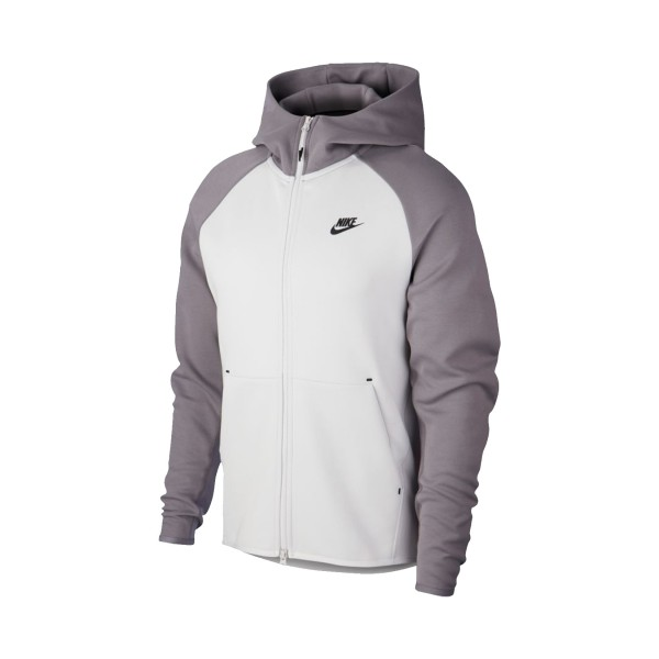 Nike Sportswear Tech Fleece Grey - White