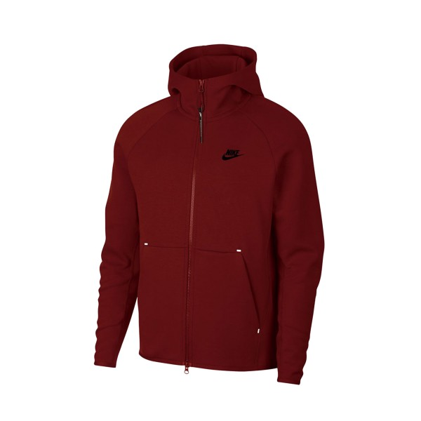 Nike Sportswear Tech Fleece Team Red