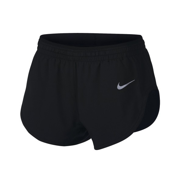 Nike Elevate Track Running Shorts Black