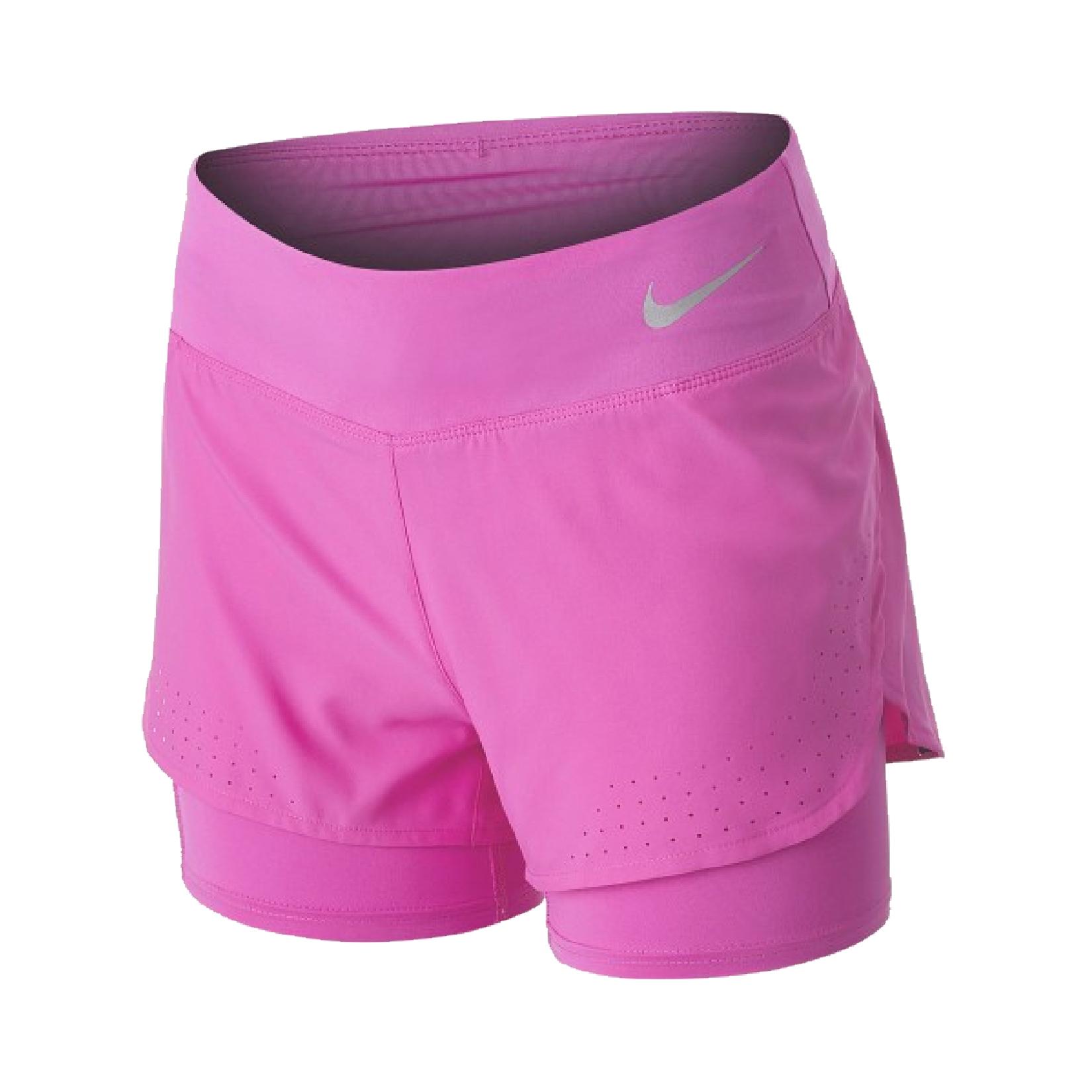Nike Sportswear Eclipse Shorts Purple