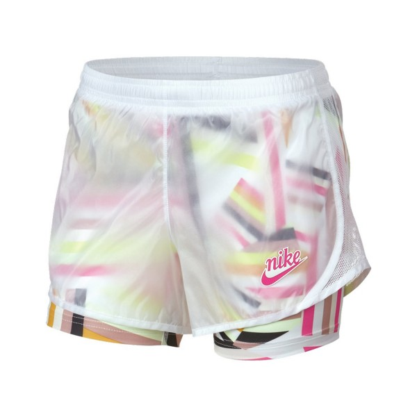 Nike Sportswear Printed Shorts Multicolor