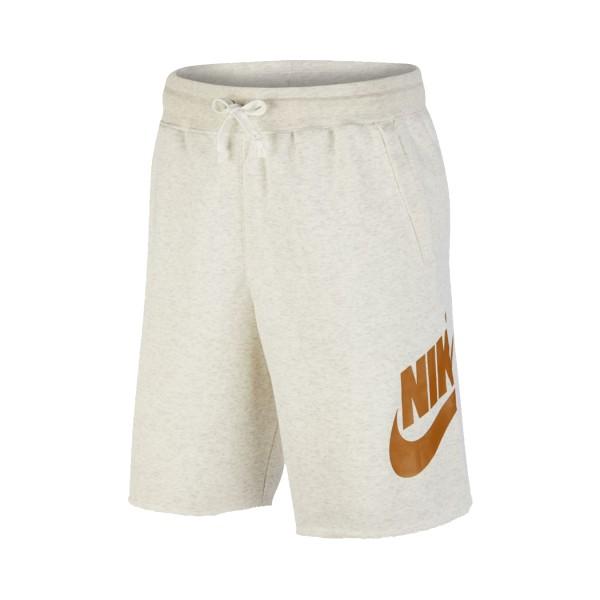 Nike Sportswear Shorts Beige - Gold