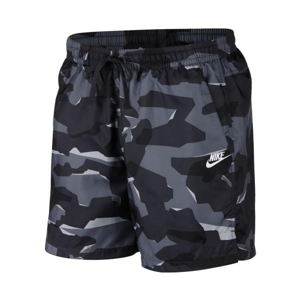Nike Sportswear Camo Grey