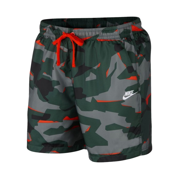 Nike Sportswear Camo Green
