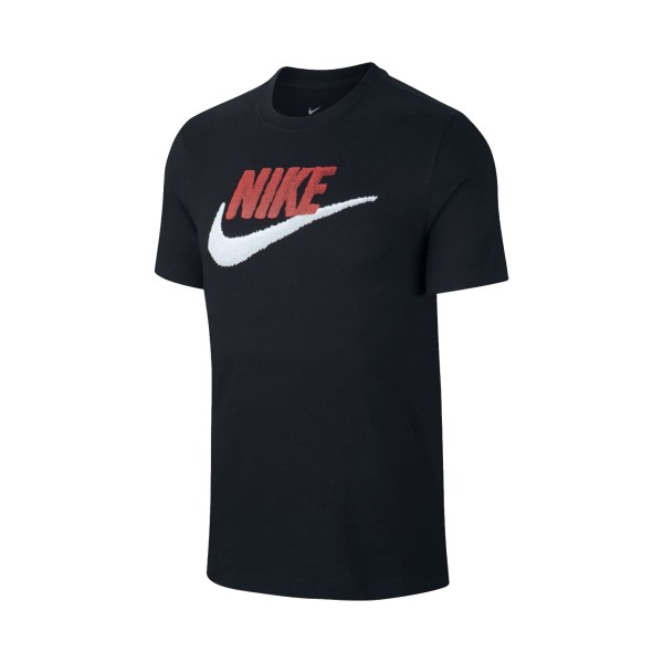 Nike Sportswear Brand Mark T-Shirt Black